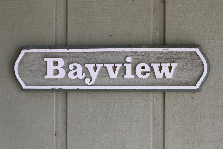 Bayview - Three Bedroom shoreline cabin