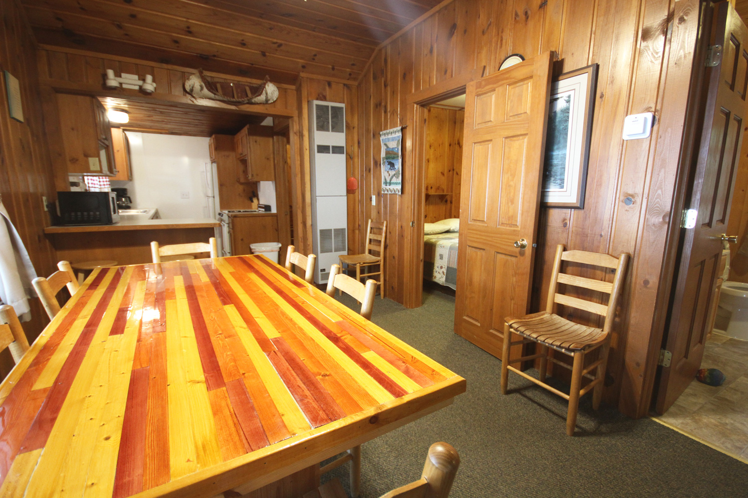 Dining & Gaming Table that seats 8