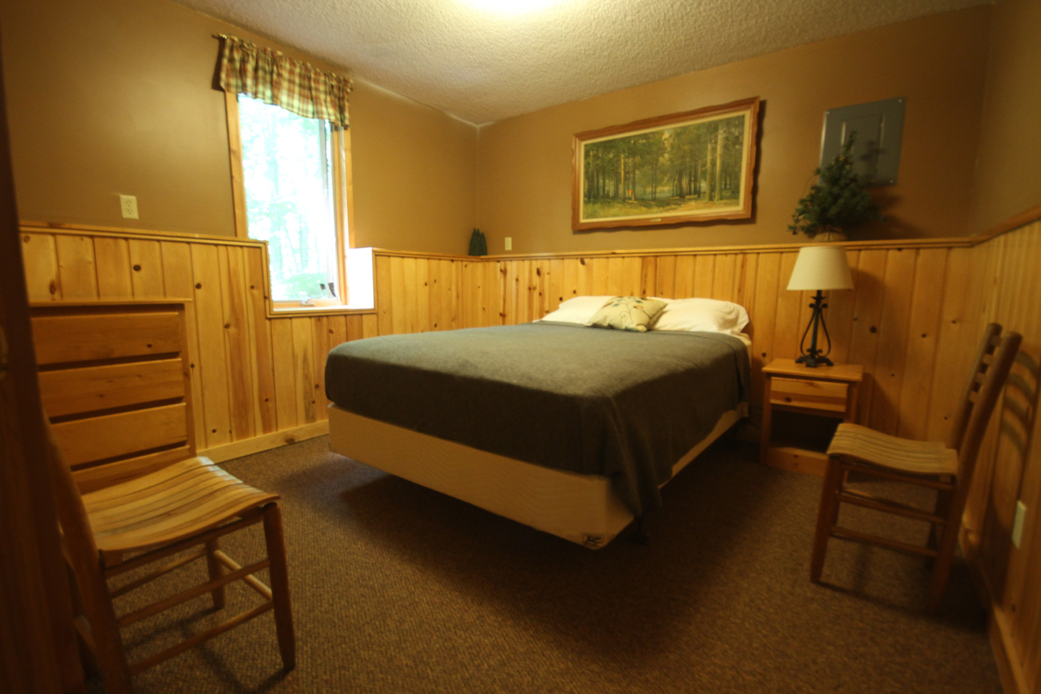 2nd Main Level Bedroom with Queen Bed