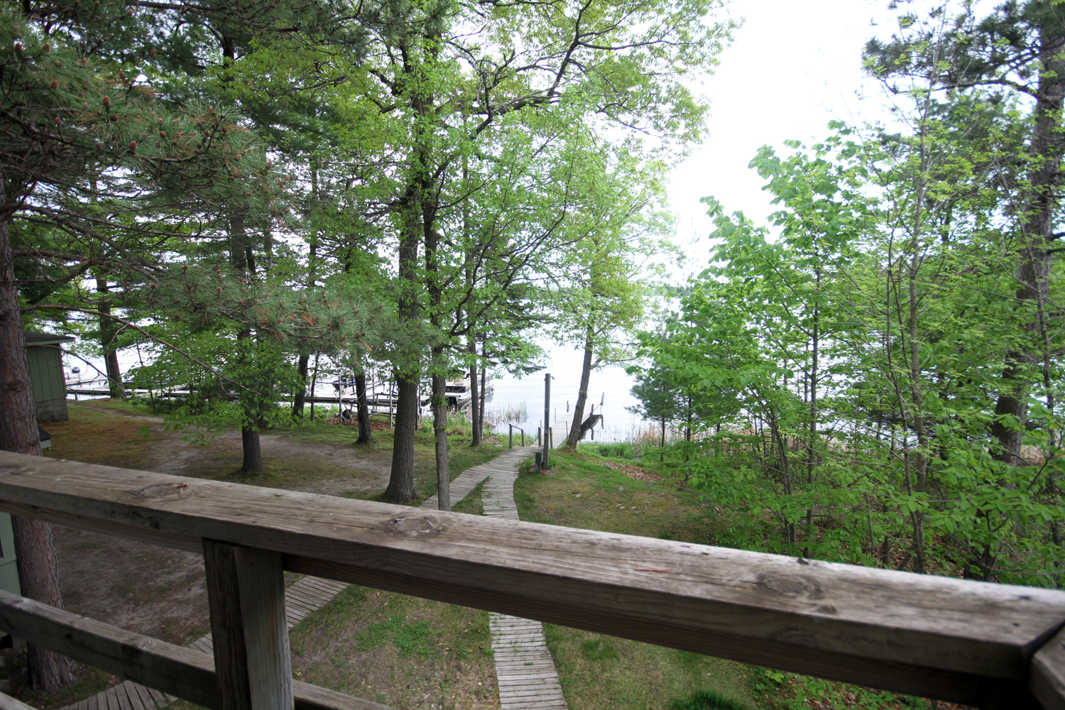 Lakeview from Master Bedroom Deck