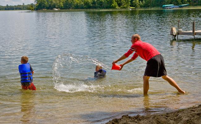 Lakeside at Broadwater Lodge