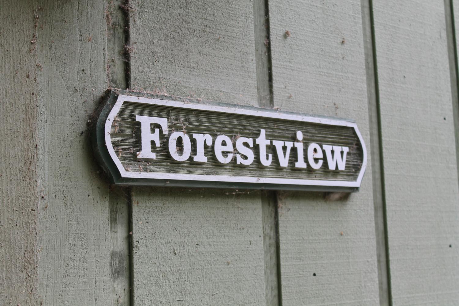 Forestview - A family reunion and office staff retreat favorite!