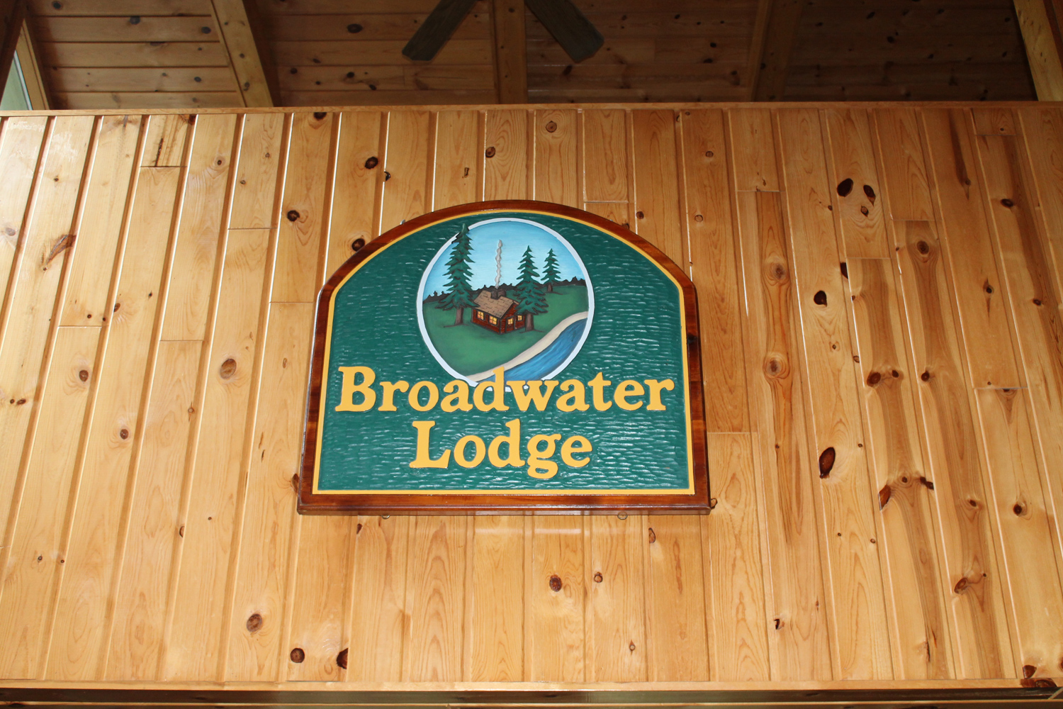 Broadwater Lodge welcomes you to Forestview